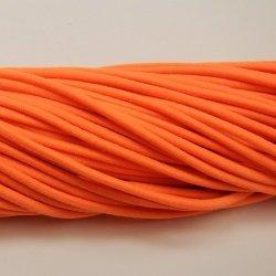 画像1: ウーリーゴム(中) 蛍光オレンジ