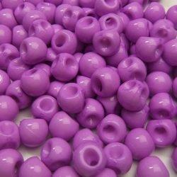 画像1: しずく玉(中) 紫【10個】