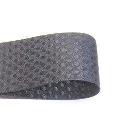 画像1: 40mmエンボスタイプのグログラン(紺)