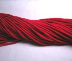 画像1: ウーリーゴム(太) 赤