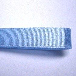 画像1: 15mm無地グログラン(水色)