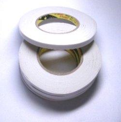 画像1: 10mm両面テープ(45m巻き)【1個】